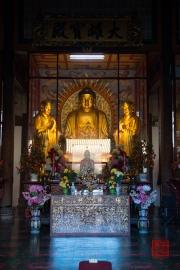 Malaysia 2013 - Kek Lok Si - Buddha II