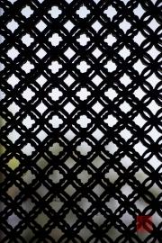 Malaysia 2013 - Snake Temple - Window