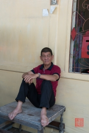 Malaysia 2013 - The Weld Quay Clan Jetties - Habitant
