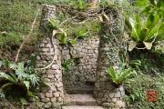 Malaysia 2013 - Penang - Spice Garden - Stone Gate
