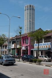 Malaysia 2013 - Georgetown - Komtar Tower