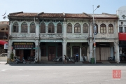 Malaysia 2013 - Georgetown - Chinatown -Street