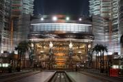 Malaysia 2013 - Kuala Lumpur - Petronas Towers - Entrance