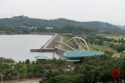 Malaysia 2013 - Putrajaya - Dam