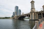 Malaysia 2013 - Putrajaya - Bridge