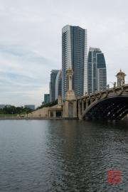 Malaysia 2013 - Putrajaya - Towers