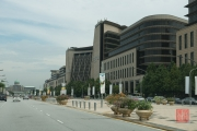Malaysia 2013 - Putrajaya - Federal Treasury