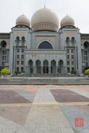 Malaysia 2013 - Putrajaya - Istana Kehakiman