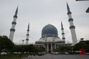 Malaysia 2013 - Blue Mosque