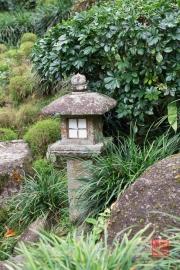 Malaysia 2013 - Colmar Tropicale - Zen Garden - Stone Lantern