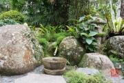 Malaysia 2013 - Colmar Tropicale - Zen Garden - Water fountain