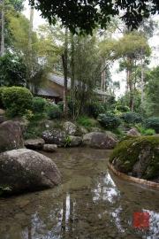 Malaysia 2013 - Colmar Tropicale - Zen Garden - Pond