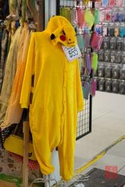 Singapore 2013 - Pikachu Costume
