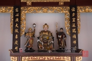 Singapore 2013 - Thian Hock Keng Temple - Altar II