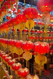 Taiwan 2013 - Keelung - Qingan Temple - Lanterns