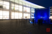 Blaue Nacht 2014 - Neues Museum & Metal Construction