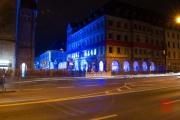 Blaue Nacht 2014 - Theater Eck