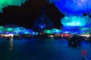 Blaue Nacht 2014 - Frauenkirche
