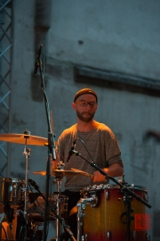 St. Katharina Open Air 2014 - Wallis Bird - Christian Vinne II