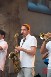 St. Katharina Open Air 2014 - Pullup Orchestra - Raxx IV