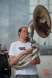 St. Katharina Open Air 2014 - Pullup Orchestra - BigBoy I