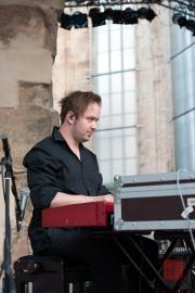 St. Katharina Open Air 2014 - Euzen - Christopher Juul II