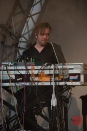 St. Katharina Open Air 2014 - Euzen - Christopher Juul I