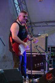St. Katharina Open Air 2014 - Batucada Sound Machine - Felipe Simonetto II