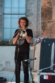 St. Katharina Open Air 2014 - Batucada Sound Machine - Oliver Emmitt II