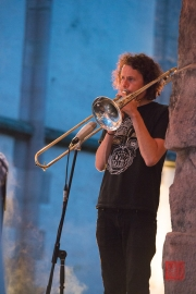 St. Katharina Open Air 2014 - Batucada Sound Machine - Oliver Emmitt III
