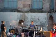 St. Katharina Open Air 2014 - Hazmat Modine - Graham Hawthone II