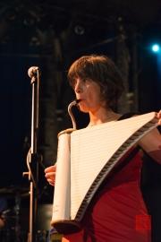 St. Katharina Open Air 2014 - Hazmat Modine - Rachelle Garniez V