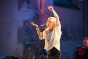 St. Katharina Open Air 2014 - Wrongkong - Cyrena Dunbar I