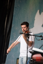 Folk im Park 2014 - Dancing Years - Dominic Butler