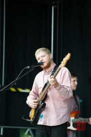 Folk im Park 2014 - Dancing Years - David Henshaw