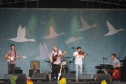Folk im Park 2014 - Dancing Years - Dan Fielding