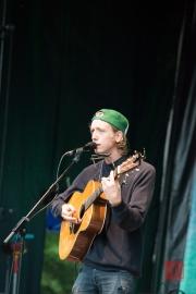 Folk im Park 2014 - Jonas Alaska - Jonas I