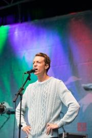 Folk im Park 2014 - Jonas Alaska - Support Voice 2 II