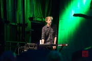 Folk im Park 2014 - Dan Croll - Jacob Berry II