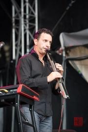 Bardentreffen 2014 - Pippo Pollina - Clarinet