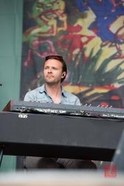 Bardentreffen 2014 - Pippo Pollina - Keyboard