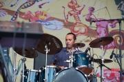 Bardentreffen 2014 - Pippo Pollina - Drums