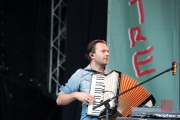 Bardentreffen 2014 - Pippo Pollina - Accordion