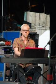 Bardentreffen 2014 - Marinafon - Keyboard