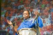 Bardentreffen 2014 - Aziza Brahim - Aziza II
