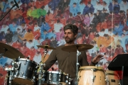Bardentreffen 2014 - Aziza Brahim - Drums I
