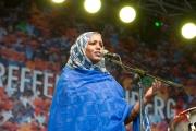 Bardentreffen 2014 - Aziza Brahim - Aziza I