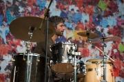 Bardentreffen 2014 - Aziza Brahim - Drums II