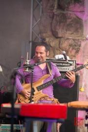 Bardentreffen 2014 - Carmen Souza - Guitar