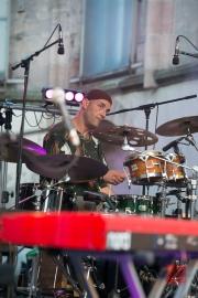 Bardentreffen 2014 - Carmen Souza - Drums